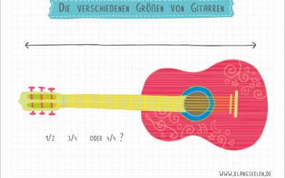 Tipps zum Kauf einer Gitarre